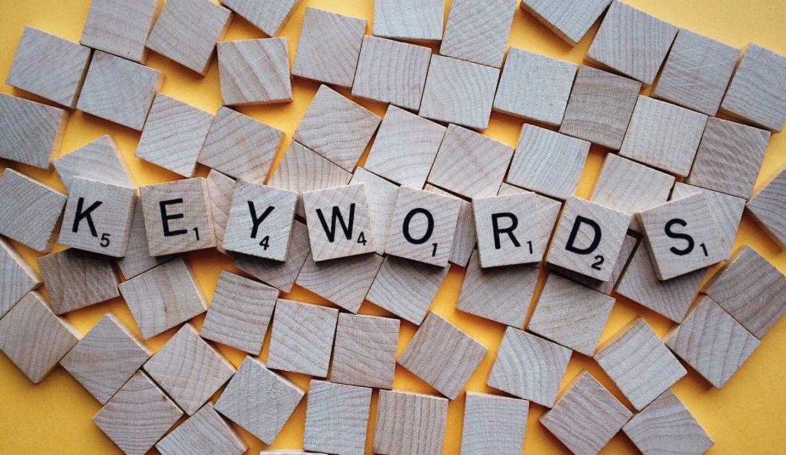 Vše, co potřebujete vědět o klíčových slovech pro SEO