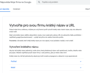 Příklady vyhledávání online profilů